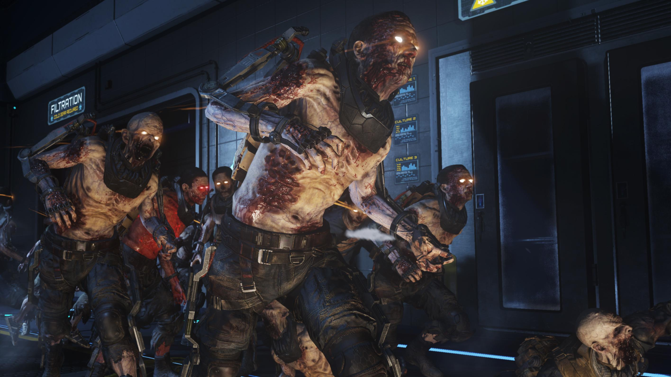 Call of Duty: Advance Warfare Exo Zombies Infection Trailer Revealed