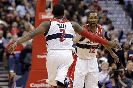Wizards top Bulls 90-86 for 8th straight home win