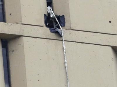 Chicago Inmates Escape From High-Rise Jail