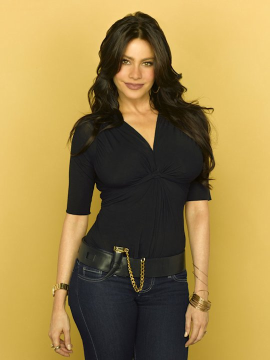 Sofia Vergara stars as Gloria in &quot;Modern Family .&quot; 