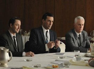 Is Mad Men sexist?