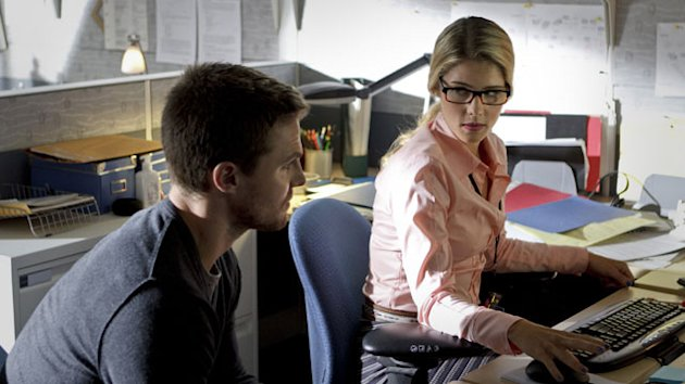 5 Questions w/ 'Arrow' Fan Favorite