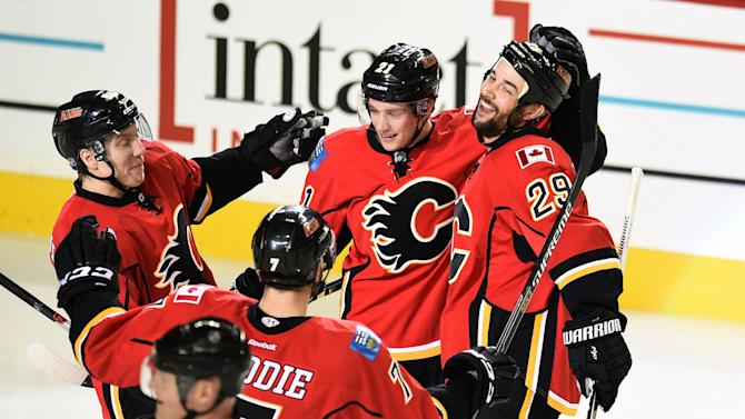 Deryk Engelland delivers potentially crucial point to Flames