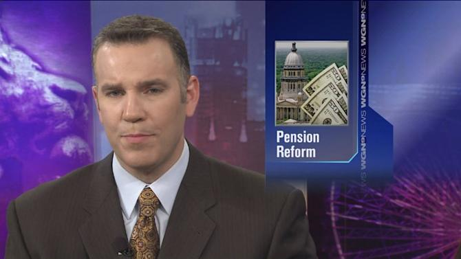 Retired teachers threaten lawsuit over pension reform plan
