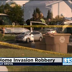 Elk Grove Mother Injured During Home Invasion Robbery