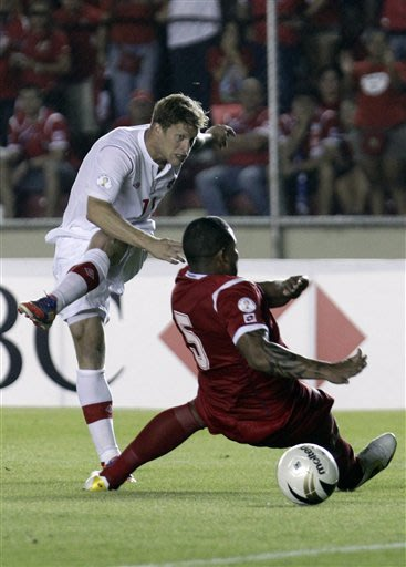 Panama beats Canada 2-0 in WCup qualifying