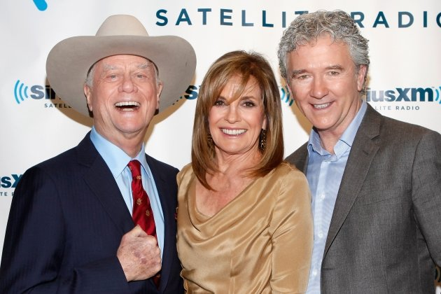 Larry Hagman, Linda Gray and&nbsp;&hellip;