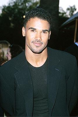 Premiere: Shemar Moore at the Universal City premiere of Universal's Nutty Professor II: The Klumps - 7/24/2000
