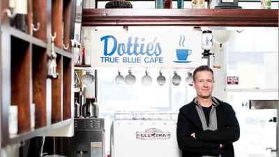 After 22 Years of Business, Dottie's True Blue Cafe Now Up For Sale