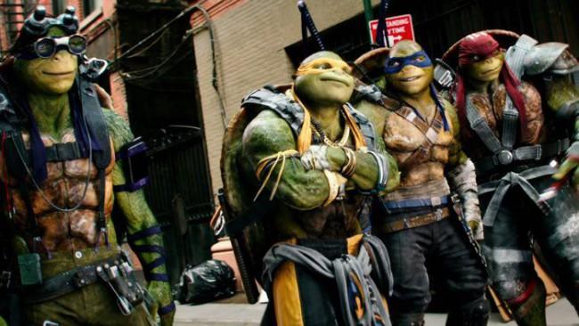 'Teenage Mutant Ninja Turtles 2' Peeks Out With A New TV Spot