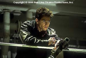 Mark Wahlberg as Danny Wallace in The Corruptor