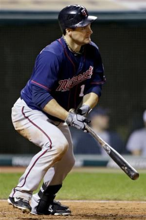 Twins win 6-4, drop Indians to last place