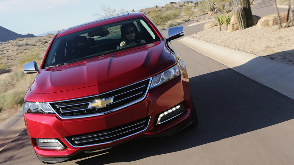 2014 Chevrolet Impala, an enigma without mystery: Motoramic Drives