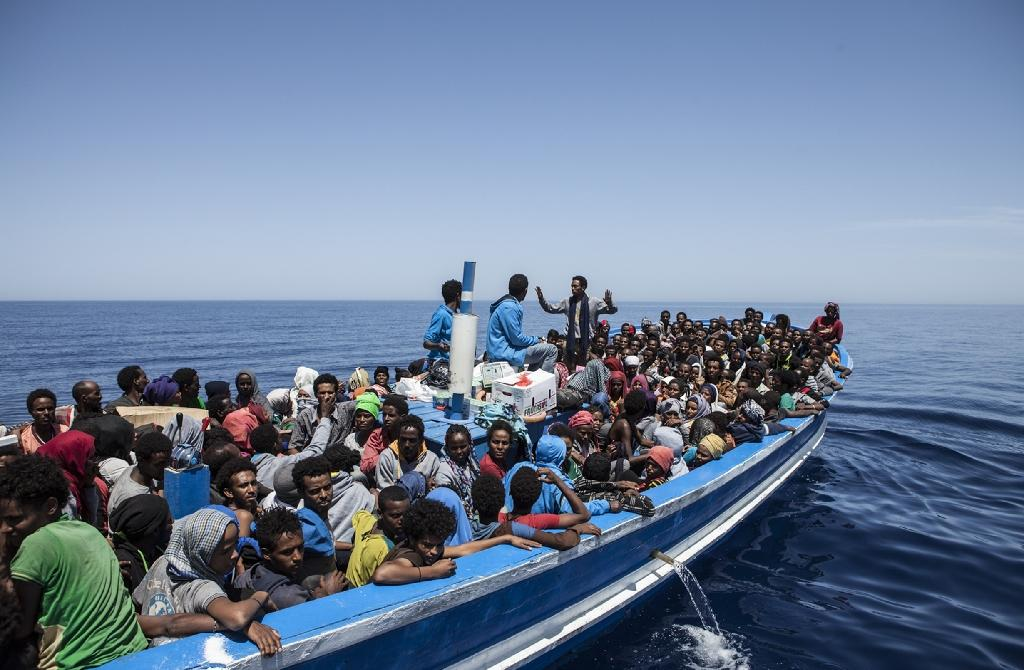 Italy again calls for EU help after more migrant deaths