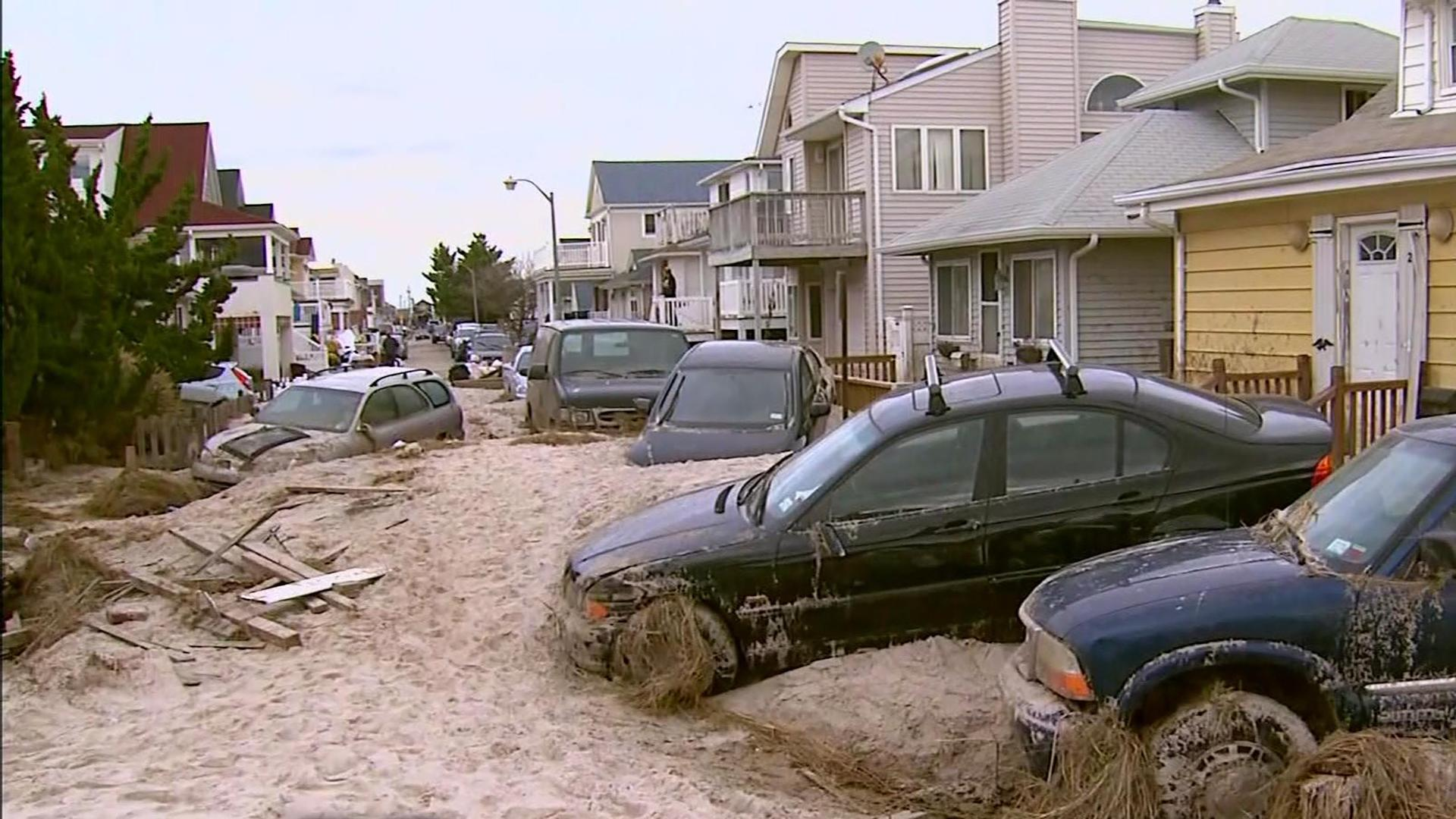 Senators call for hearing into fraudulent reports linked to Superstorm Sandy