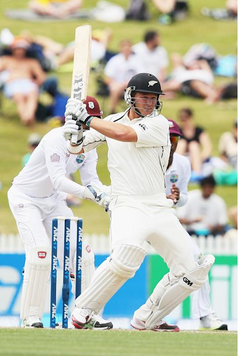 New Zealand v West Indies - Third Test: Day 3