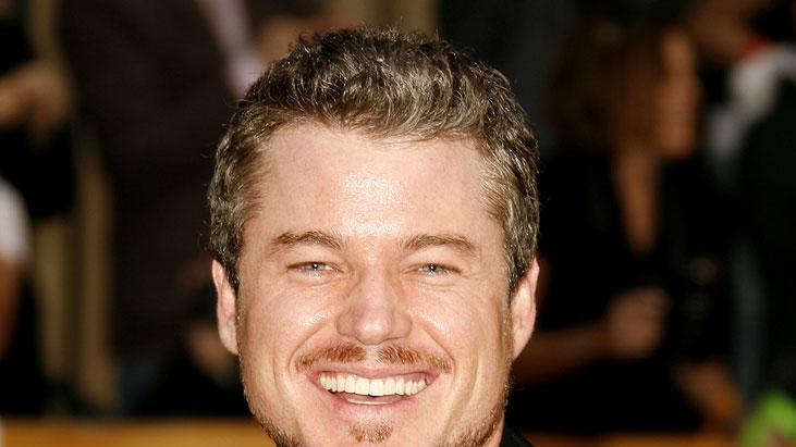 Eric Dane at the 13th Annual Screen Actors Guild Awards.