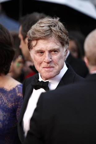 Robert Redford a Cannes