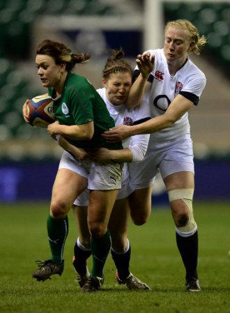 Rugby Union - Women's RBS 6 Nations - England v Ireland - Twickenham