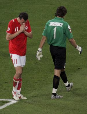 ON THIS DAY: Switzerland exits 2006 World Cup