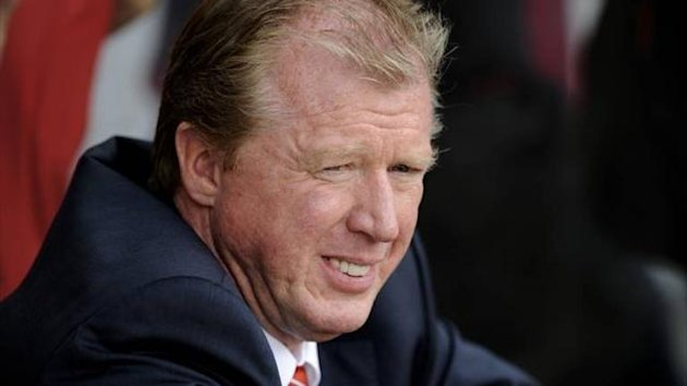 Saison 2012/2013: Steve McClaren