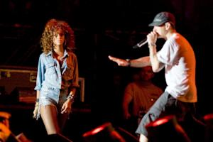 Eminem, Rihanna, Celine Dion and Ne-Yo Cure Case of the Mondays With New Collaborations (Audio)
