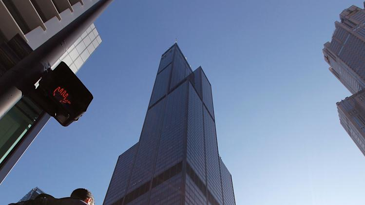 Iconic Sears Tower Changes Name To Willis Tower