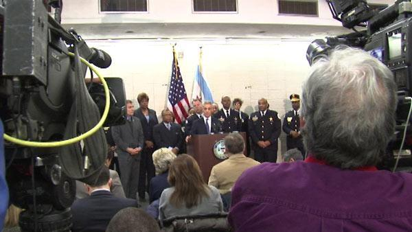 Chicago violence hurting city's image?