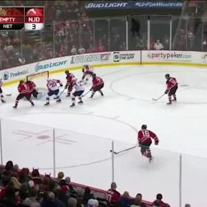 Keith Kinkaid Save on Dave Bolland (19:39/3rd)