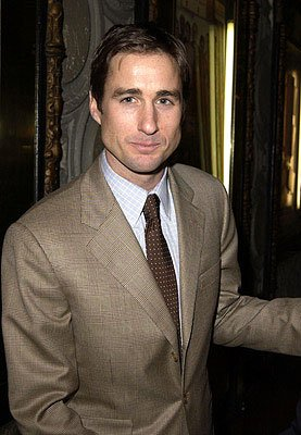 Luke Wilson at the Hollywood premiere of The Royal Tenenbaums