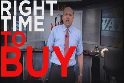 Cramer Remix: It's the right time to buy this