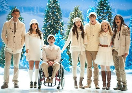 Glee Recap: Snow More Drama
