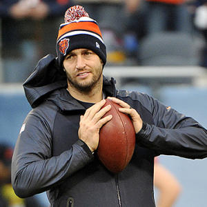 Is starting Cutler a mistake for Bears?