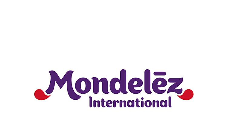 "FILE -This file image provided by Kraft Foods shows the logo for Kraft's new global snack food business, ""Mondelez"". (AP Photo/Kraft Foods)"