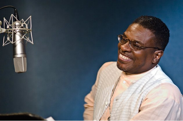 Keith David Coraline Production Stills Focus Features 2008