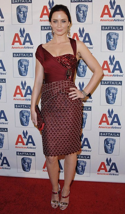 18th Annual BAFTA/LA Britannia Awards 2009 Emily Blunt