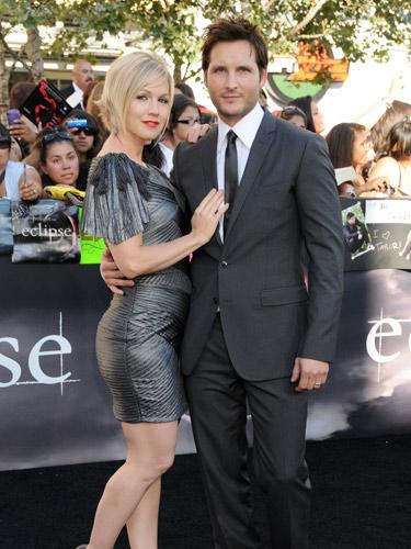 Jennie Garth & Peter Facinelli