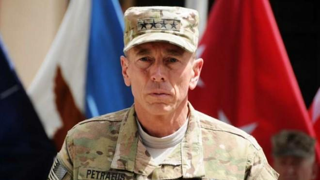 Gen. David Petraeus in Afghanistan on July 7, 2011: The Fox News chief Roger Ailes reportedly advised the general to set his sights on the White House, not the CIA.