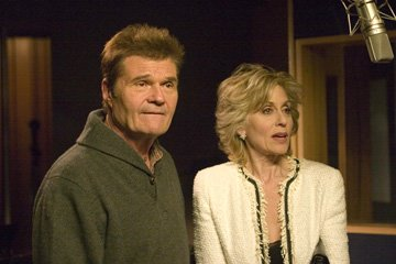 Fred Willard and Judith Light in Magnolia Pictures' Ira & Abby