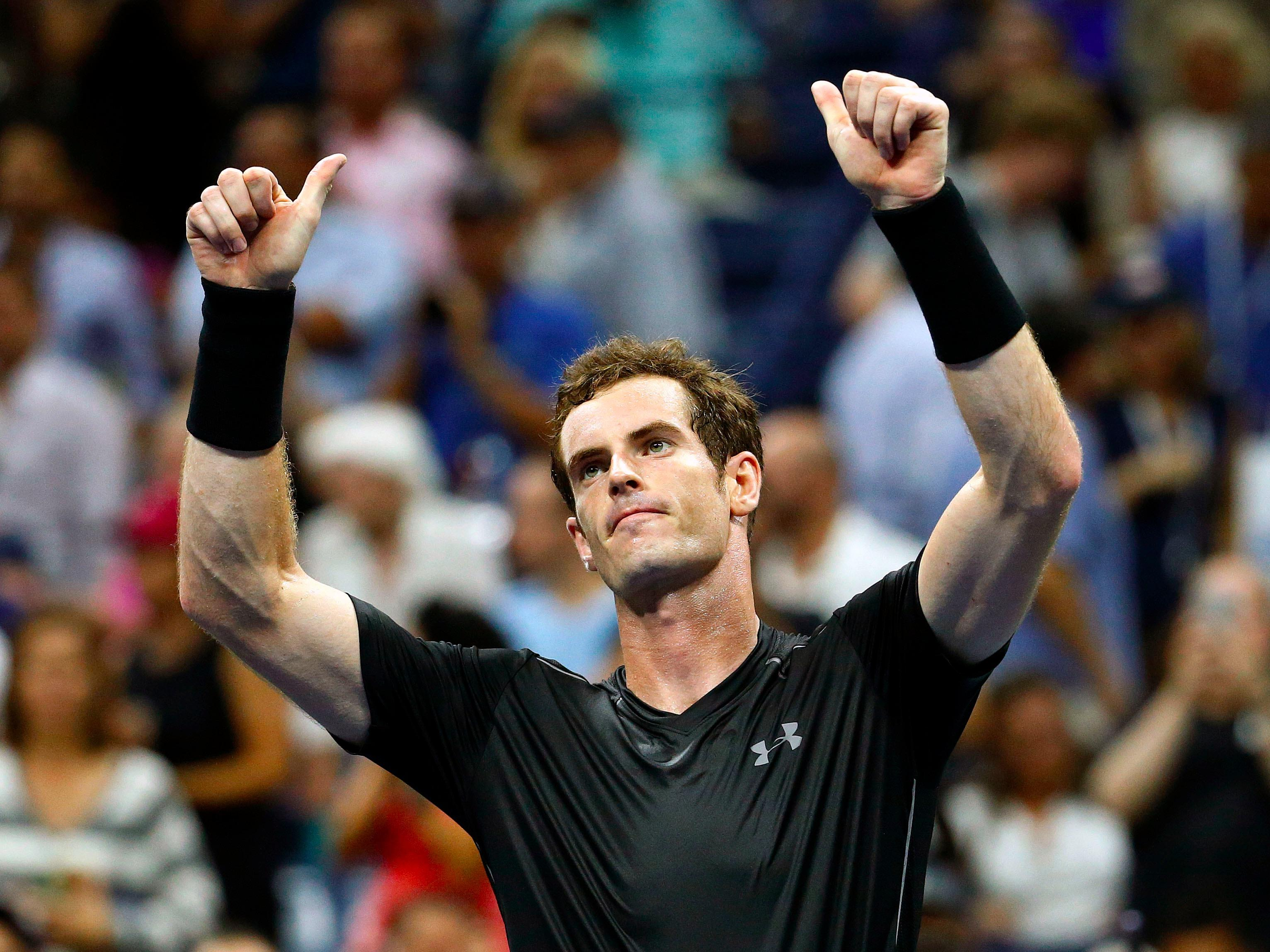 Tennis star Andy Murray just dealt a major blow to Under Armour