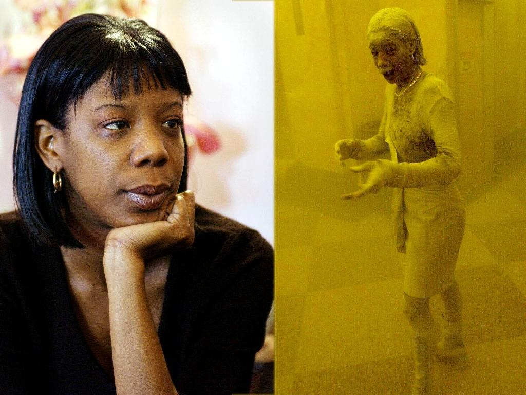 Dust-covered woman from iconic 9/11 photograph dies of cancer