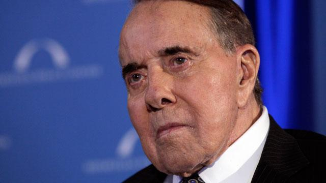 Bob Dole Says He, Reagan Might Not Win in Today's GOP, Thinks Party Should Close for Repairs