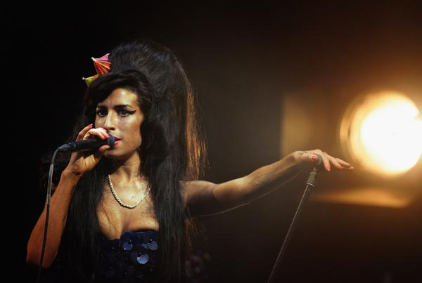 Amy Winehouse Play Canceled After Father Objects