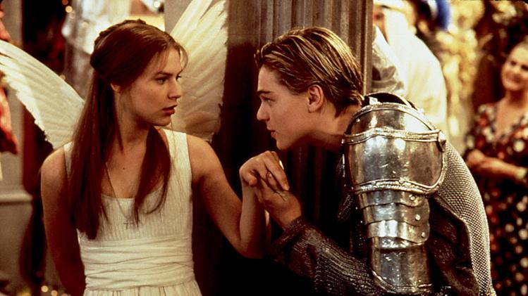Leonardo DiCaprio Through the Years Gallery 2010 Romeo + Juliet