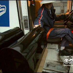 Christmas Eve No Holiday Break For Post Office Letter Carriers