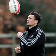 Dan Carter's late drop goal gave New Zealand victory over Wales last weekend