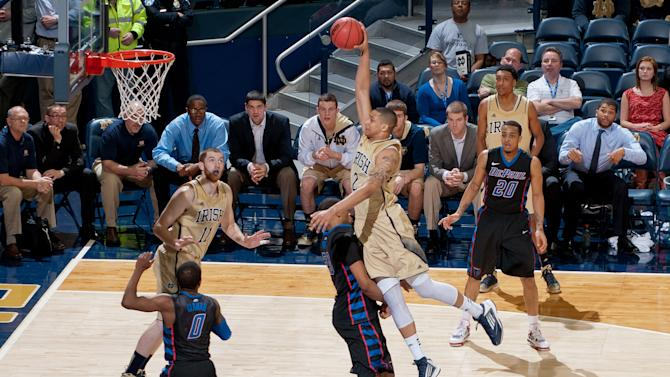 NCAA Basketball: DePaul at Notre Dame