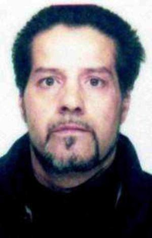 "An undated photo showing Bartolomeo Gagliano, a convicted serial killer who was allowed to leave a Genoa prison on a two-day, good-behavior pass to see his elderly mother but failed to return. Police Italy has launched a manhunt for Gagliano, who is reportedly armed and ""dangerous."" Authorities said while Gagliano was allowed out Tuesday to visit his mother in Savona he forced a baker at gunpoint to start driving him away. He then forced the driver out of the car and drove off. There are fears he might have driven across the nearby border into France. Gagliano was convicted of fatally stoning one prostitute and wounding another in 1981, and after escaping from a criminal asylum, killing two others in 1989. He has escaped six times in all. (AP Photo/Tano Pecoraro)"