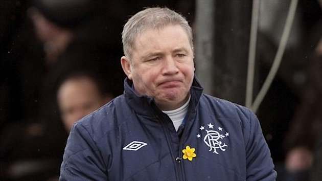 Ally McCoist is hoping his side can gel together quickly to hit the ground running