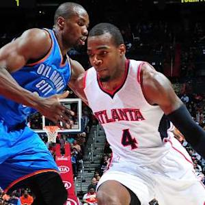 Thunder vs. Hawks
